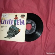 Discos de vinilo: LITTLE EVA EP BREAKING UP IS HARD TO DO 1963 EDICION SPA . Lote 130859220
