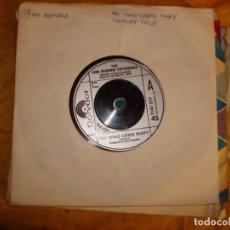 Discos de vinilo: THE JIMI HENDRIX EXPERIENCE. THE WIND CRIES MARY. POLYDOR, 1967. EDICION FRANCESA. IMPECABLE. Lote 130863560