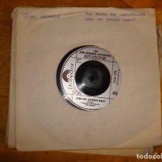 Discos de vinilo: THE JIMI HENDRIX EXPERIENCE. ALL ALONG THE WATCHTOWER. POLYDOR, 1968. EDICION FRANCESA. IMPECABLE. Lote 130863704