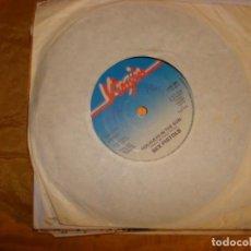 Discos de vinilo: SEX PISTOLS. SATELLITE / HOLIDAYS IN THE SUN. VIRGIN, 1977. EDICION INGLESA. IMPECABLE. Lote 130865056