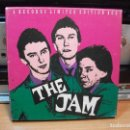 Discos de vinilo: THE JAM - PAUL WELLER 6 RECORDS LIMITED EDITION BOX BOX/SGLE GRECIA 1989 PEPETO TOP. Lote 145398696