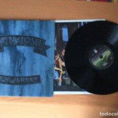 Discos de vinilo: BON JOVI NEW JERSEY . Lote 130869028
