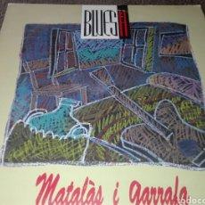Discos de vinilo: DISCO VINILO LP BLUES H. Lote 130895032