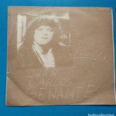 Discos de vinilo: JUAN CARLOS SENANTE / PABLO PUEBLO. Lote 130906620