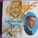 Discos de vinilo: LP - FRANK SINATRA - I REMEMBER TOMMY (SPAIN, REPRISE RECORDS 1968). Lote 130914084