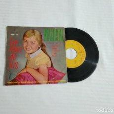 Discos de vinilo: MARISOL / PASO FIRME / EP 45 RPM / ZAFIRO 1960. Lote 130916780