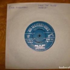 Discos de vinilo: ELLA FITZGERALD. MACK THE KNIFE / LORELEI. HIS MASTER´S VOICE, 1960. EDICION INGLESA. Lote 130921512