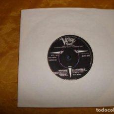 Discos de vinilo: ELLA FITZGERARD. DESAFINADO / STARDUST (BOSSA NOVA. VERVE, 1962. EDICION INGLESA. IMPECABLE. Lote 130922364