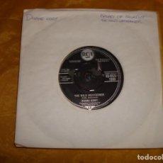 Discos de vinilo: DUANE EDDY. THE WILD WESTERNER / BALLAD OF PALADIN. RCA, 1962. EDICION INGLESA. IMPECABLE. Lote 130922528