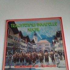 Discos de vinilo: MARCHAS MILITARES AUSTRIACAS, LP KUCHL. Lote 130924128