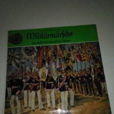 Discos de vinilo: MARCHAS MILITARES DEL KAISER, II REICH. Lote 130925252