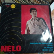 Discos de vinilo: NELO 1965. Lote 130927399