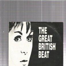 Discos de vinilo: THE GREAT BRITISH BEAT VOLUMEN 1. Lote 130927508