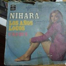 Discos de vinilo: NIHARA---VENTA MINIMA 5EU--. Lote 130928169