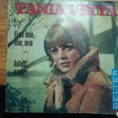 Discos de vinilo: TANIA VELIA. Lote 130930549