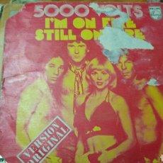 Discos de vinilo: 5000 VOLT---VENTA MINIMA 5EU--. Lote 130930884