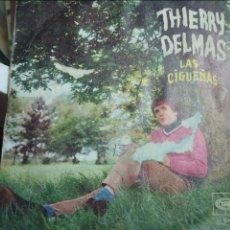 Discos de vinilo: THIERRY DELMAS---VENTA MINIMA 5EU--. Lote 130930311