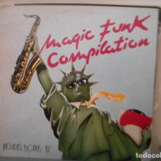 Discos de vinilo: MAGIC FUNK COMPILATION - 2 DISCOS. Lote 130962320