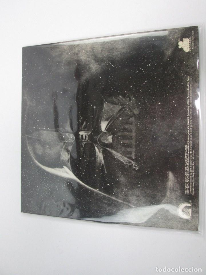 Discos de vinilo: BANDA SONORA LA GUERRA DE LAS GALAXIAS , STAR WARS , DOBLE VINILO EDICIÓN JAPONESA - Foto 3 - 130968404