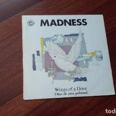 Discos de vinilo: MADNESS -WINGS OF A DOVE(ALAS DE UNA PALOMA).MAXI. Lote 130975208