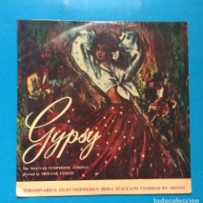 Discos de vinilo: THE MAGYAR SYMPHONIC STRINGS CONDUCTED BY MOLNAR FERENC – FAVOURITE GYPSY TUNES. Lote 130981740