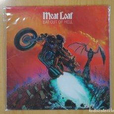 Discos de vinilo: MEAT LOAF - BAT OUT OF HELL - LP. Lote 130983273