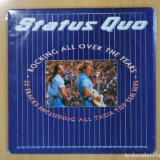 Discos de vinilo: STATUS QUO - ROCKING ALL OVER THE YEARS - 2 LP. Lote 130983420