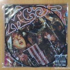 Discos de vinilo: MC5 - KICK OUT THE JAMS - PICTURE - LP. Lote 130984171