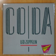 Discos de vinilo: LED ZEPPELIN - CODA - GATEFOLD - LP. Lote 130984477