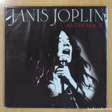 Discos de vinilo: JANIS JOPLIN - ANTHOLOGY - GATEFOLD - 2 LP. Lote 130984584