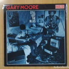 Discos de vinilo: GARY MOORE - STILL GOT THE BLUES - LP. Lote 130984684