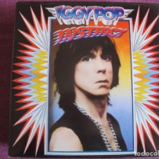 Discos de vinilo: LP - IGGY POP - INSTINCT (SPAIN, AM RECORDS 1988). Lote 130984832