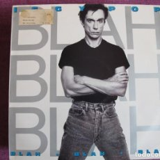 Discos de vinilo: LP - IGGY POP - BLAH, BLAH, BLAH (SPAIN, AM RECORDS 1986). Lote 130984916