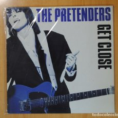 Discos de vinilo: THE PRETENDERS - GET CLOSE - LP. Lote 130984953