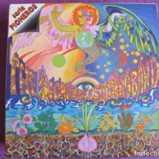 Discos de vinilo: LP - THE INCREDIBLE STRING BAND - THE 5000 SPIRITS (PROMOCIONAL ESPAÑOL, ELEKTRA RECORDS 1978). Lote 130985024