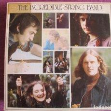 Discos de vinilo: LP - THE INCREDIBLE STRING BAND - EARTHSPAN (SPAIN, ISLAND RECORDS 1972). Lote 130985084