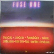Discos de vinilo: FUSE ONE. Lote 130985900
