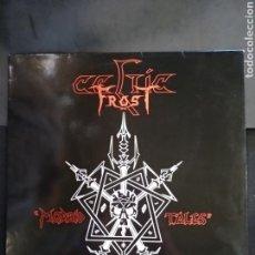 Discos de vinilo: LP. CELTIC FROST, MORBID TALES. Lote 130986685