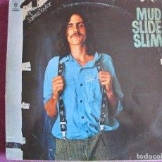 Discos de vinilo: LP - JAMES TAYLOR - MUD SLIDE SLIM AND THE BLUE HORIZON (SPAIN, WB RECORDS 1971). Lote 130987520