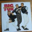 Discos de vinilo: BIG FUN - A POCKETFUL OF DREAMS. Lote 130988176