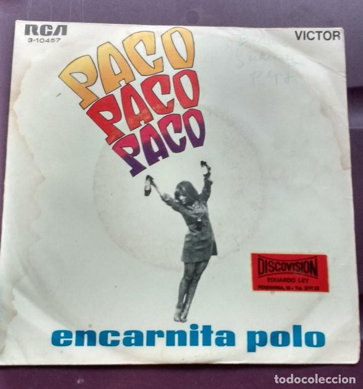 cancion paco paco encarnita polo