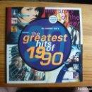 Discos de vinilo: THE GREATES HITS OF 1990 - VATRIOS ARTISTAS - DISCO DOBLE. Lote 130988440