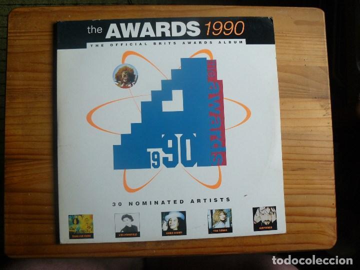 THE AWARDS 1990 - VATRIOS ARTISTAS - DISCO DOBLE (Música - Discos de Vinilo - EPs - Pop - Rock Extranjero de los 90 a la actualidad)