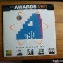 Discos de vinilo: THE AWARDS 1990 - VATRIOS ARTISTAS - DISCO DOBLE. Lote 130988608