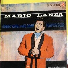 Discos de vinilo: MARIO LANZA ?– LP RCA VICTOR ?SPAIN 1965. Lote 130989428