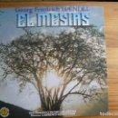 Discos de vinilo: HAENDEL - EL MESIAS. Lote 130990760