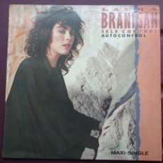 Discos de vinilo: LAURA BRANIGAN - SELF CONTROL. Lote 130991668