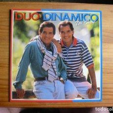 Disques de vinyle: DUO DINÁMICO - TAL CUAL. Lote 130992804