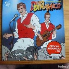 Disques de vinyle: DUO DINÁMICO - CON ZAPATOS NUEVOS. Lote 130992856