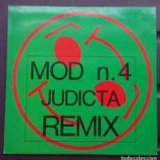 Discos de vinilo: MOD N.4 - JUDICTA. Lote 130996832